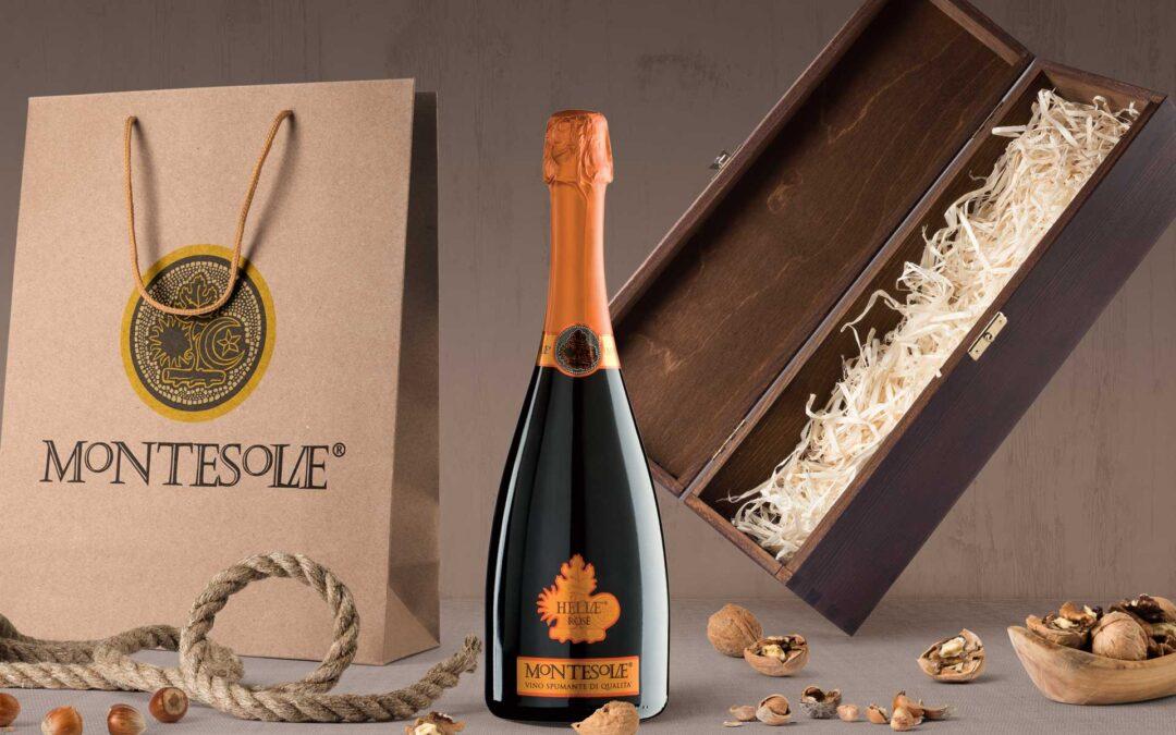 Hellae Rosé Extra Dry – Vino Spumante di Qualità